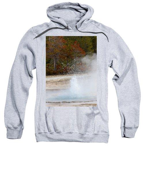 Yellowstone Geyser Sweatshirt