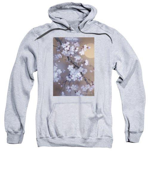 Yoi Crop Sweatshirt by Haruyo Morita