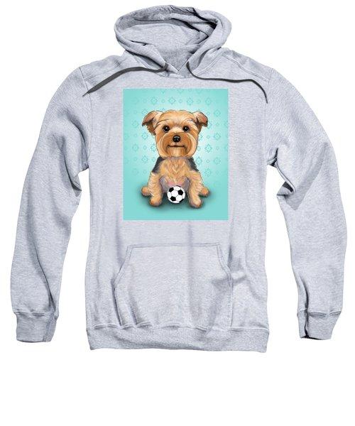 Yorkie  Baxter Hemenway Sweatshirt