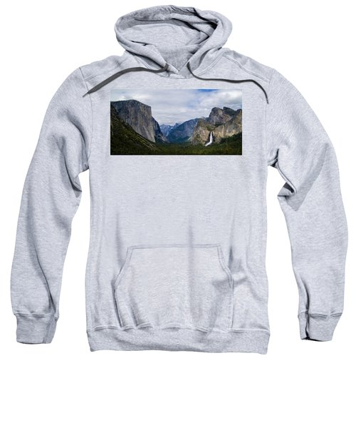 Yosemite Valley Panoramic Sweatshirt