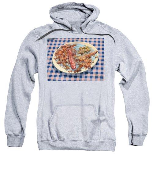 You Can't Eat Paint Sweatshirt