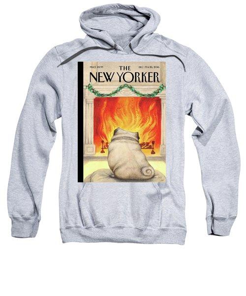 Yule Dog Sweatshirt