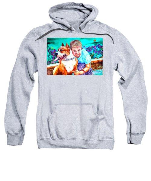 Zac And Zuzu Sweatshirt