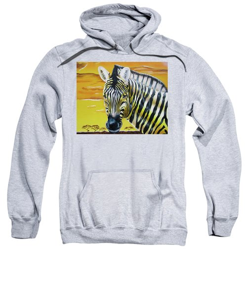 As Day As Night Sweatshirt