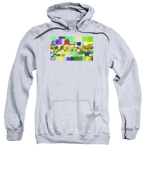 Ziggurat Sweatshirt