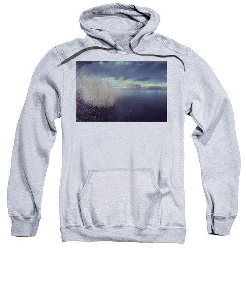 Infrared At Llyn Brenig Sweatshirt