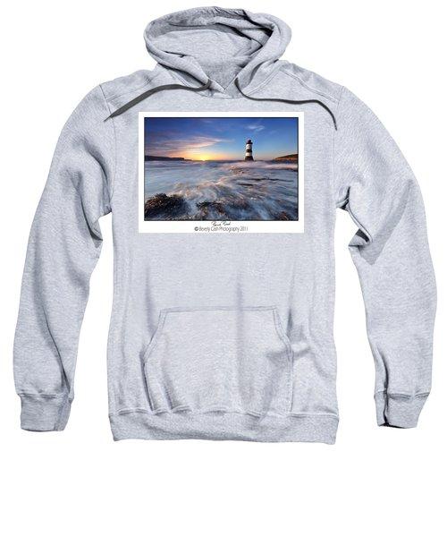 Penmon Point Lighthouse Sweatshirt