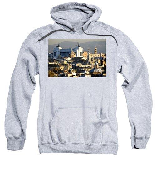 Rome's Rooftops Sweatshirt