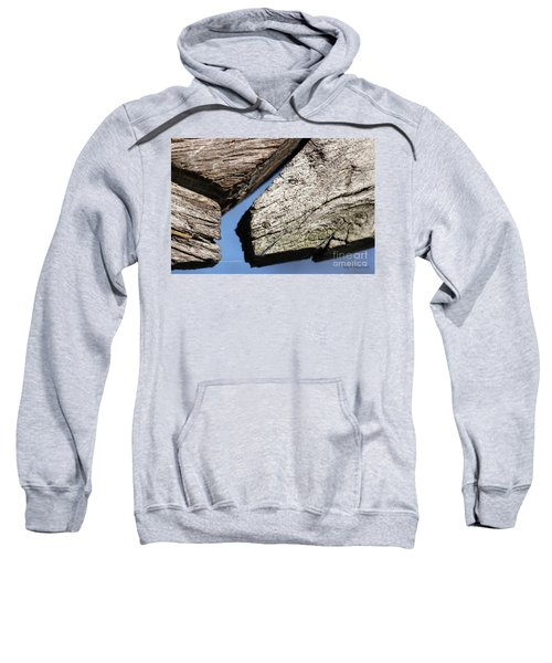 Abstract With Angles Sweatshirt