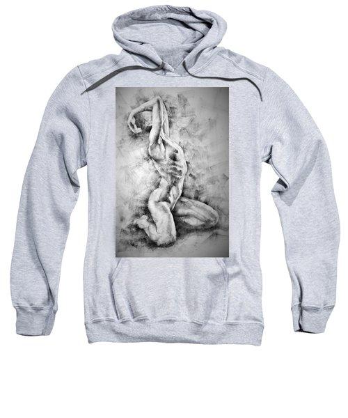 Erotic Sketchbook Page 3 Sweatshirt