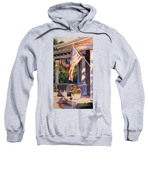 Hot August Night Sweatshirt