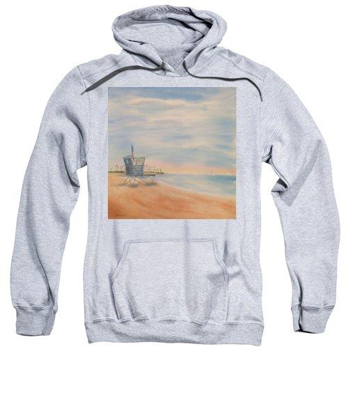 Morning By The Beach Sweatshirt