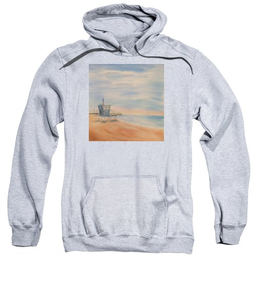 Morning By The Beach Sweatshirt