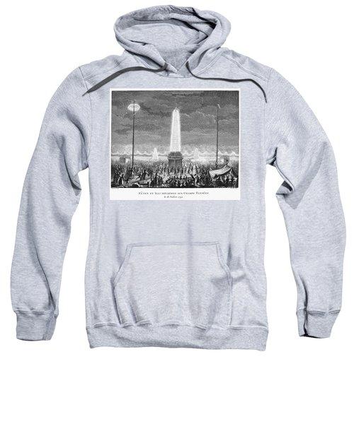 French Revolution, 1790 Sweatshirt