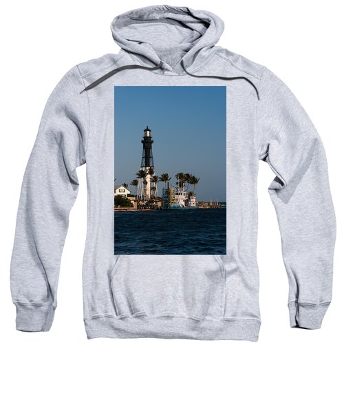 Hillsboro Inlet Lighthouse Sweatshirt