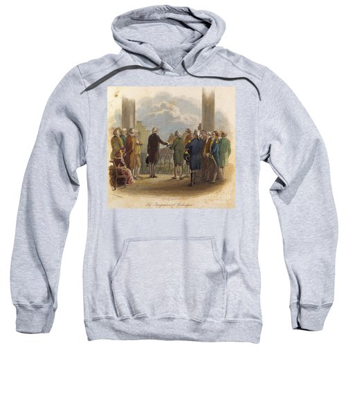 Washington: Inauguration Sweatshirt