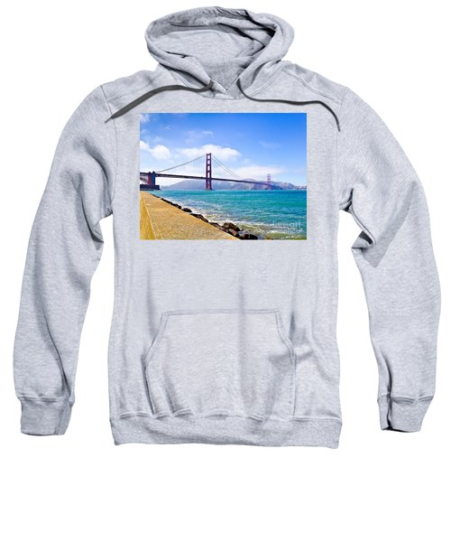 75 Years - Golden Gate - San Francisco Sweatshirt