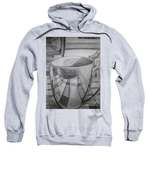 A Cup Of Reflections Sweatshirt
