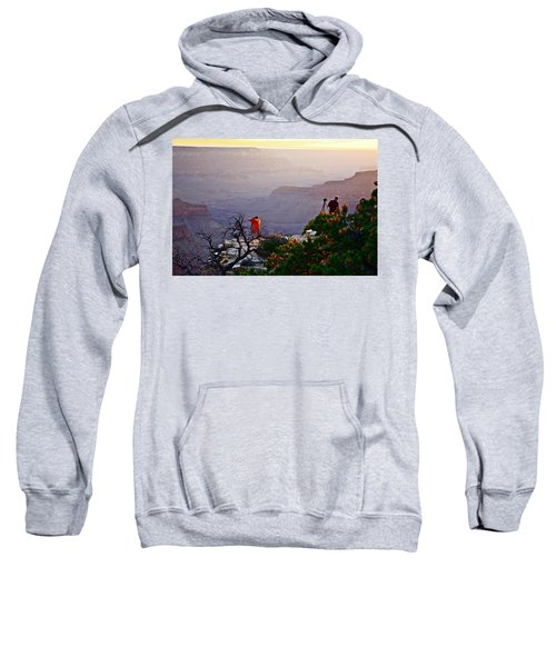 A Grand Meeting Place Sweatshirt
