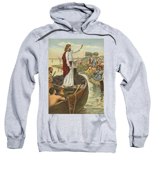 A Sermon  Sweatshirt
