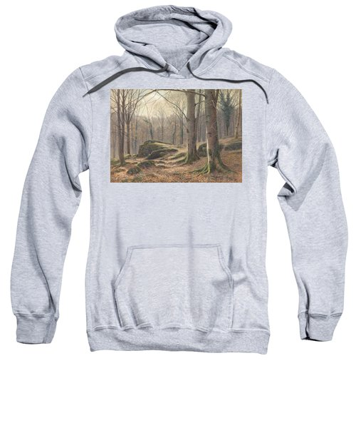 A Winter Morning Sweatshirt