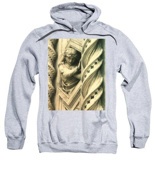 Angel Of The Basilica Sweatshirt