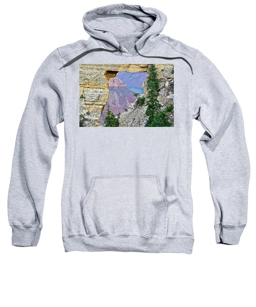 Angel's Window Four Sweatshirt