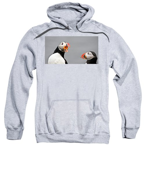 Are You Listening To Me Sweatshirt