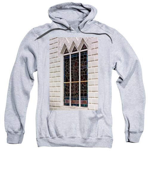 Art In Glass Sweatshirt