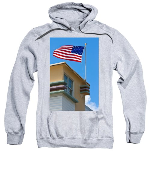 Avalon Hotel In Miami Beach Sweatshirt