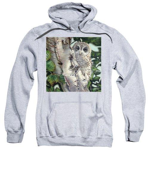Barred Owl II Sweatshirt