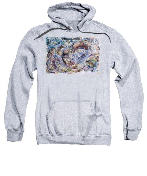 Bass Collage  Sweatshirt