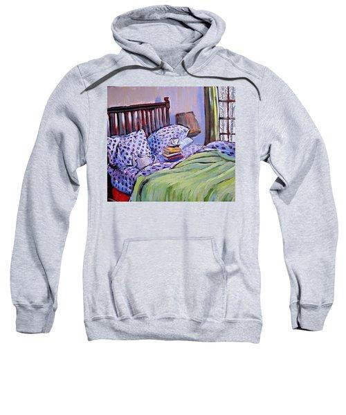 Bed And Books Sweatshirt