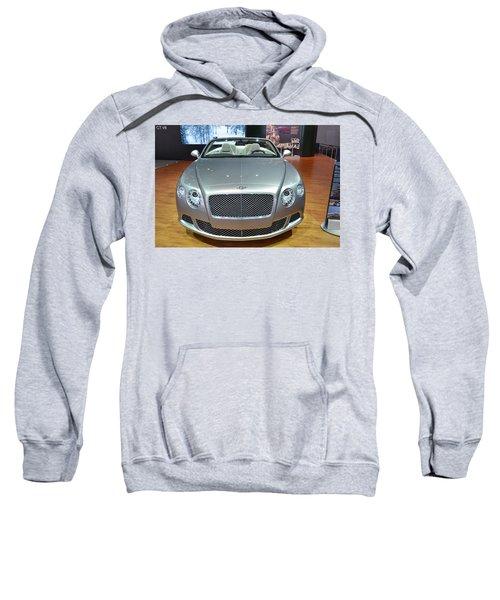 Bentley Starting Price Just Below 200 000 Sweatshirt