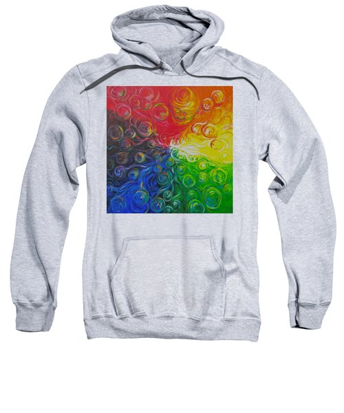 Birth Of Color Sweatshirt