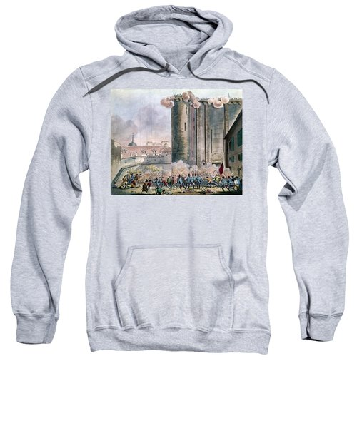 Capture Of The Bastille Sweatshirt