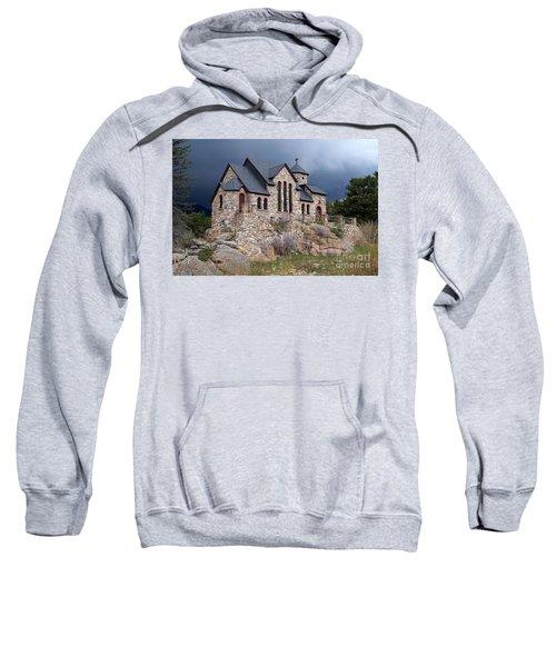 Chapel On The Rocks No. 1 Sweatshirt