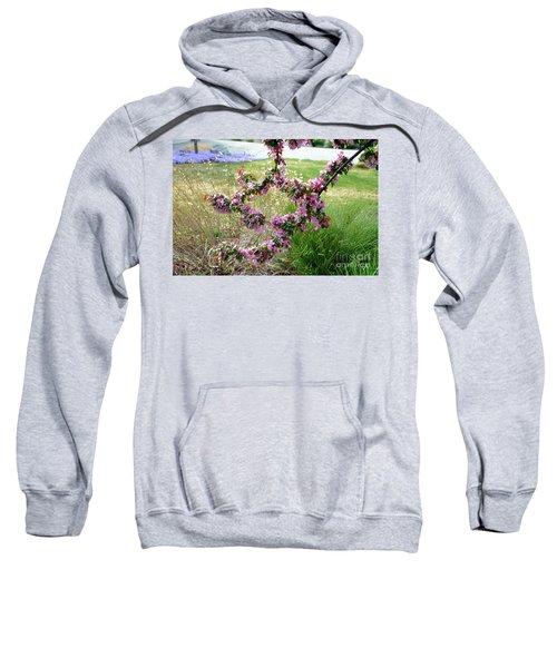 Circle Of Blossoms Sweatshirt