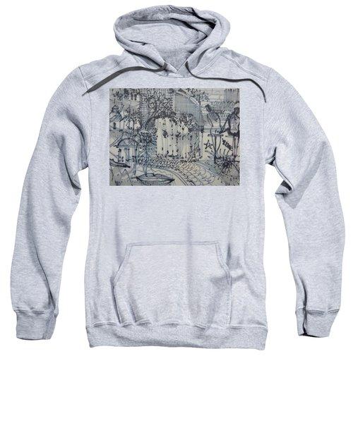 City Doodle Sweatshirt