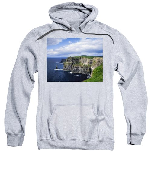 Cliffs Of Moher, Co Clare, Ireland Sweatshirt