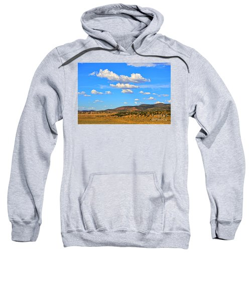 Cloudy Wyoming Sky Sweatshirt