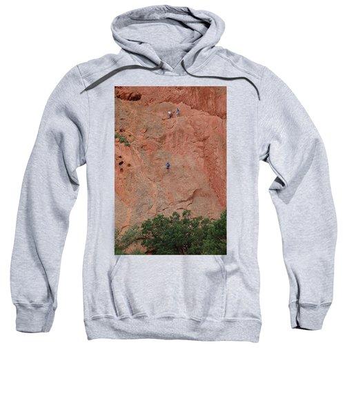Coming Down The Mountain Sweatshirt