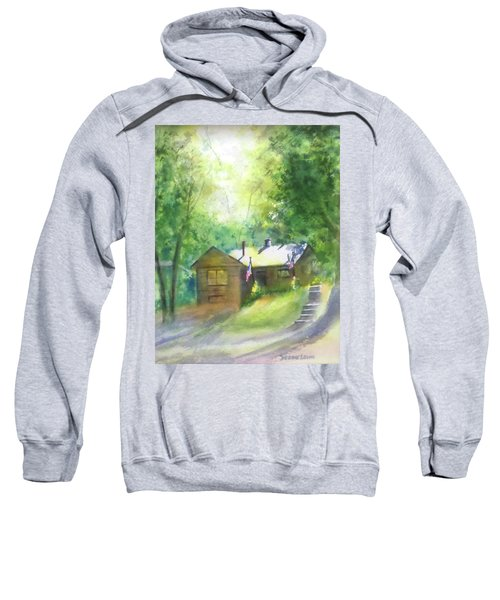 Cool Colorado Cabin Sweatshirt
