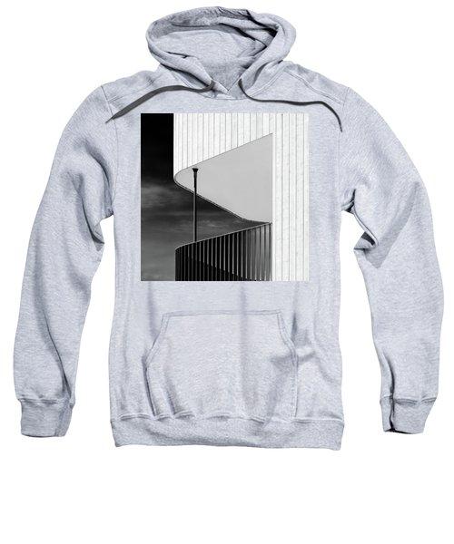 Curved Balcony Sweatshirt
