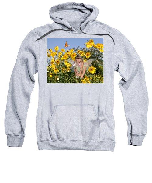 Daisy Faery Sweatshirt