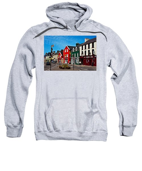 Dingle Bay Color Sweatshirt