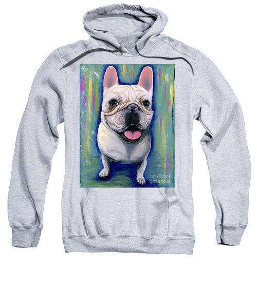 Dino The French Bulldog Sweatshirt
