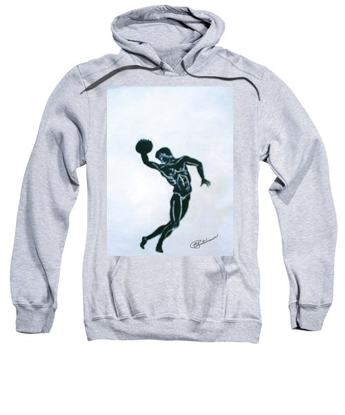 Disc Thrower Sweatshirt