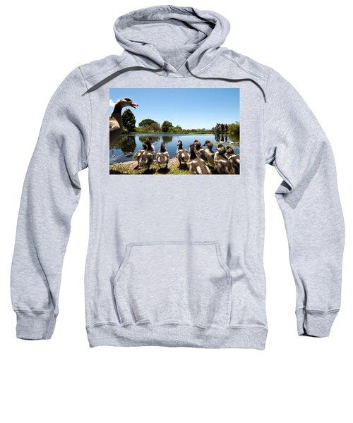 Egyptian Geese Sweatshirt