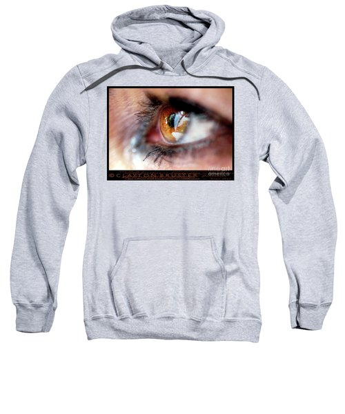 Eye Don't Know Sweatshirt